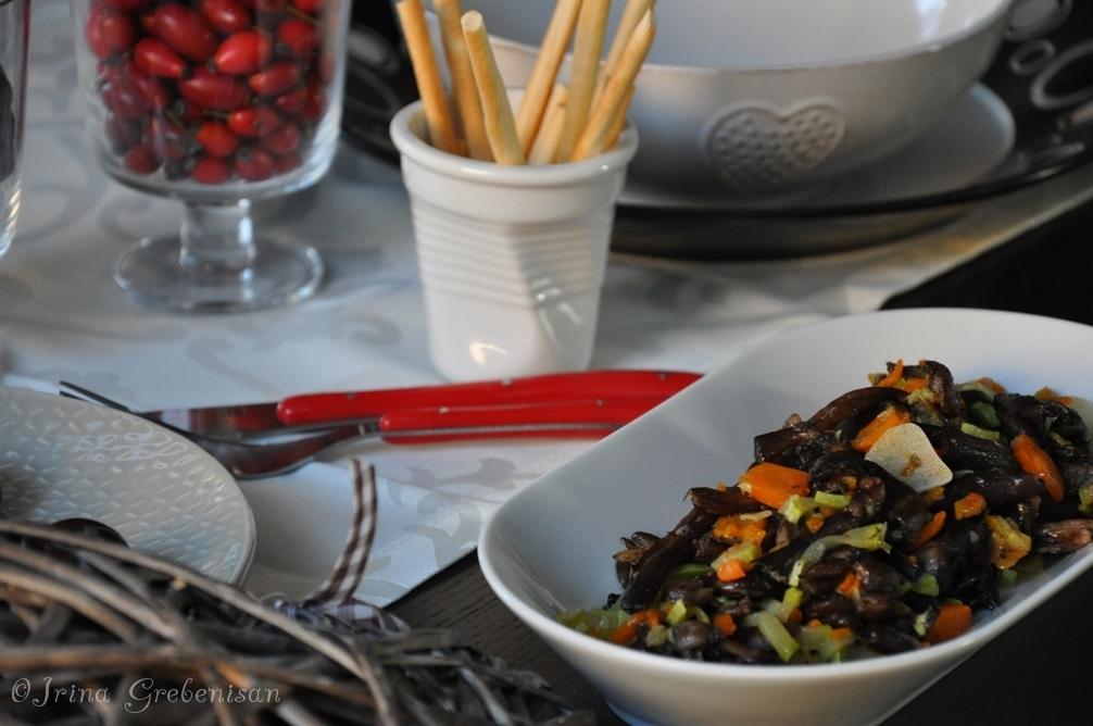 Salata de ghebe