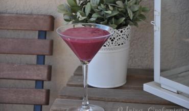 Shake-Smoothie cu fructe de padure